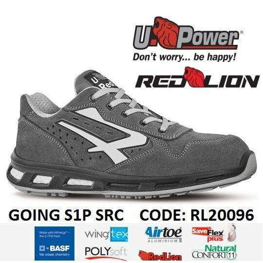 prodotto di qualità UPOWER UPOWER UPOWER SCARPE LAVoro ANTINFORTUNISTICA GOING S1P SRC U-POWER RL20096 -  prezzo all'ingrosso