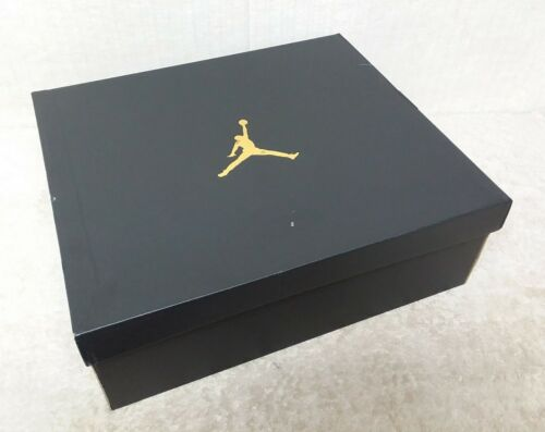 EMPTY Replacement Shoe Box ORDER THE JORDAN SIZE YOU NEED YOUTH