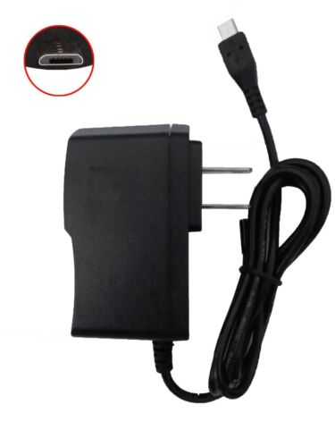 2A AC//DC Wall Power Charger Adapter For RCA Voyager Pro RCT6773W22B Tablet PC