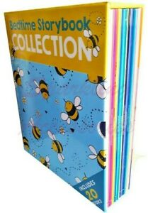 NEW Bedtime Storybook Collection 20 Books Set Sweet Children's Stories Kids Gift