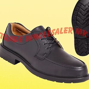 Image Is Loading City Knights Leather Steel Toe Cap A Style