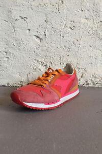 Diadora Stoff Exodus Neon Orange Leder Heritage Pink Sw Damen Sneaker Sale C SqRrBpwfS