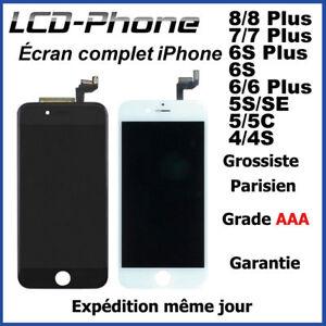 c35e452bd3b93d Chargement de l image en cours Ecran-LCD-Vitre-Tactile-Chassis-iPhone -8-8Plus-