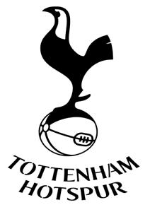 Tottenham Hotspur Football Club Logo Airbrush Stencil Template Ebay