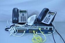 Cisco CCNA Voice Lab CCVP CCNP CCIE homelab Kit CME