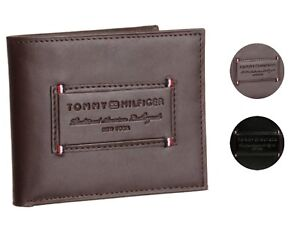 Tommy-Hilfiger-Men-039-s-Premium-Leather-Credit-Card-ID-Wallet-Passcase-31TL220061