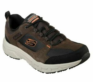 NIB-MEN-039-S-SKECHERS-OUTDOOR-51893-CHBK-OAK-CANYON-MEMORY-FOAM-CHOCOLATE-SHOE-80