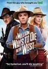 A Million Ways To Die In The West (DVD, 2014)