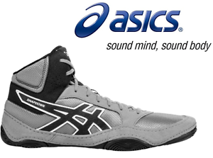 Image is loading NEW-Asics-SNAPDOWN-2-Wrestling-Shoes-boots-Ringerschuhe-