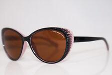 2aac24bf654 ARMANI EXCHANGE Womens Designer Sunglasses Black Cat Eye AX 4013 8055 73  13115