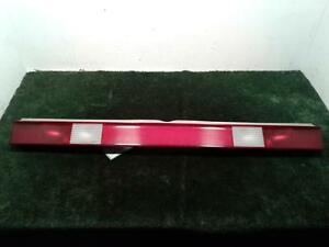 ALFA-ROMEO-164-CENTRE-REAR-BOOTLID-LAMP-Number-plate-Reverse-Fog-Early-Type