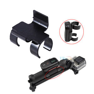 868dcb2f1d4083 Selfie Stick Clip Lock Mount Holder for GoPro Hero 4 3+ 3 WiFi ...