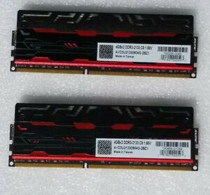 AVEXIR-Blitz-Series-8GB-2-x-4GB-DDR3-2133MHz-White-LED-Desktop-Memory-Kit