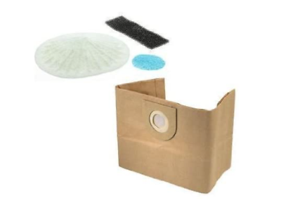 10 x Vacuum Cleaner Dust Bags /& Filter Set For Vax 9131,8131,6121,6130,6135