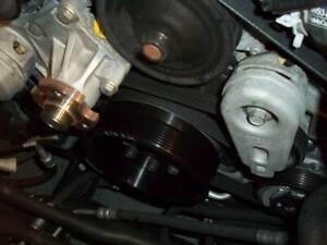 Jaguar 5.0L Lower Supercharger Pulley Kit 2010-2020