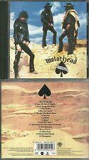 CD - MOTORHEAD : ACE OF SPADES / HARD ROCK METAL ( COMME NEUF - LIKE NEW )