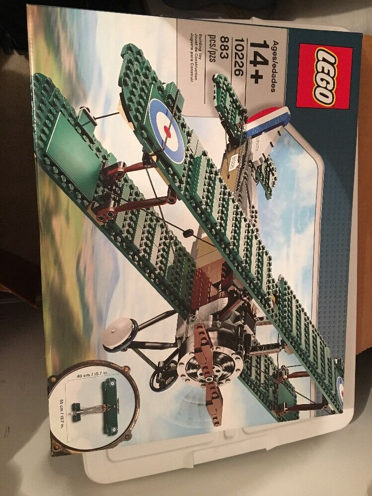 Lego creator 10226 sopwith kamel lego 10226 neue