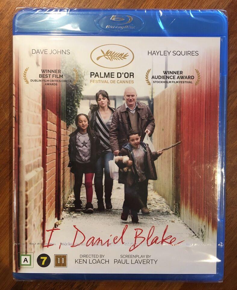 I, Daniel Blake, instruktør Ken Loach