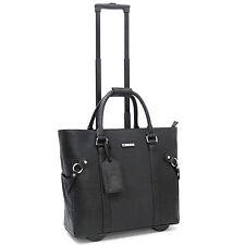 Cabrelli Lacy Lizard Women's Rolling Laptop Bag Wheeled Briefcase Case 716034U