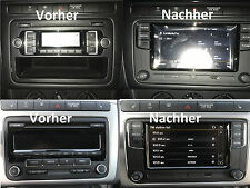 ORIGINALI VW RADIO RCD composition mib2 MEDIA Plus rcd510 510 CADDY TOURAN GOLF 6