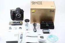 C013-938**Mint++**Nikon D4  Digital SLR Shutter count 338 shot!! from Japan