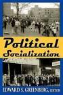 Political Socialization by Transaction Publishers (Paperback, 2009)