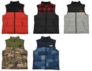 Men s North Face Novelty Nuptse 700 Down Vest Jacket M New  179  3af2e9bfc