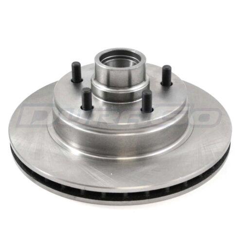 Disc Brake Rotor and Hub Assembly Front Parts Master 60476