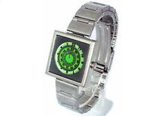The original small clac 3030 future retro Watch/Horloge
