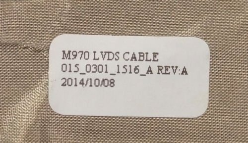 New Sony Vaio VPC-EB VPCEB Series LCD Video LVDS Cable 015/_0301/_1516/_A