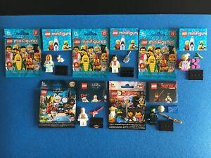 LEGO-5-MINIFIGURES-SERIES-17-THE-BATMAN-MOVIE-SERIES-2-E-THE-NINJAGO-MOVIE