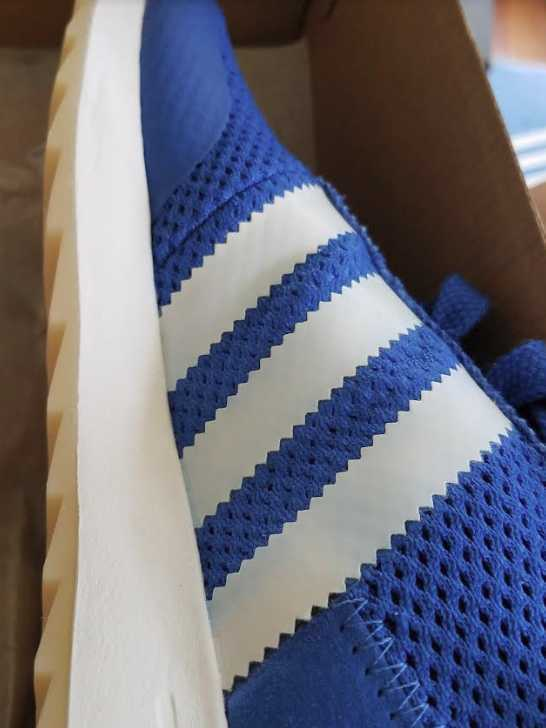NEW Donna ALL SIZES ADIDAS FLB BA7757 W FLASHBACK BLUE / WHITE SKATE SHOES BA7757 FLB 5a9b21