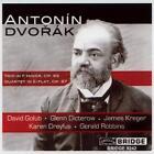 Piano Trio,op.65/Piano Quartet,op.87 von Golub,Dicterow,Kreger,Lyric Piano Quartet (2010)