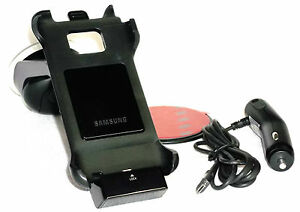 OEM Samsung Galaxy S2 i777 Windshield Vehicle Navigation Suction Cup Mount NEW