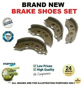 BRAKE SHOES SET for MERCEDES BENZ E-CLASS E220 CDI / BlueTEC 2009-2016