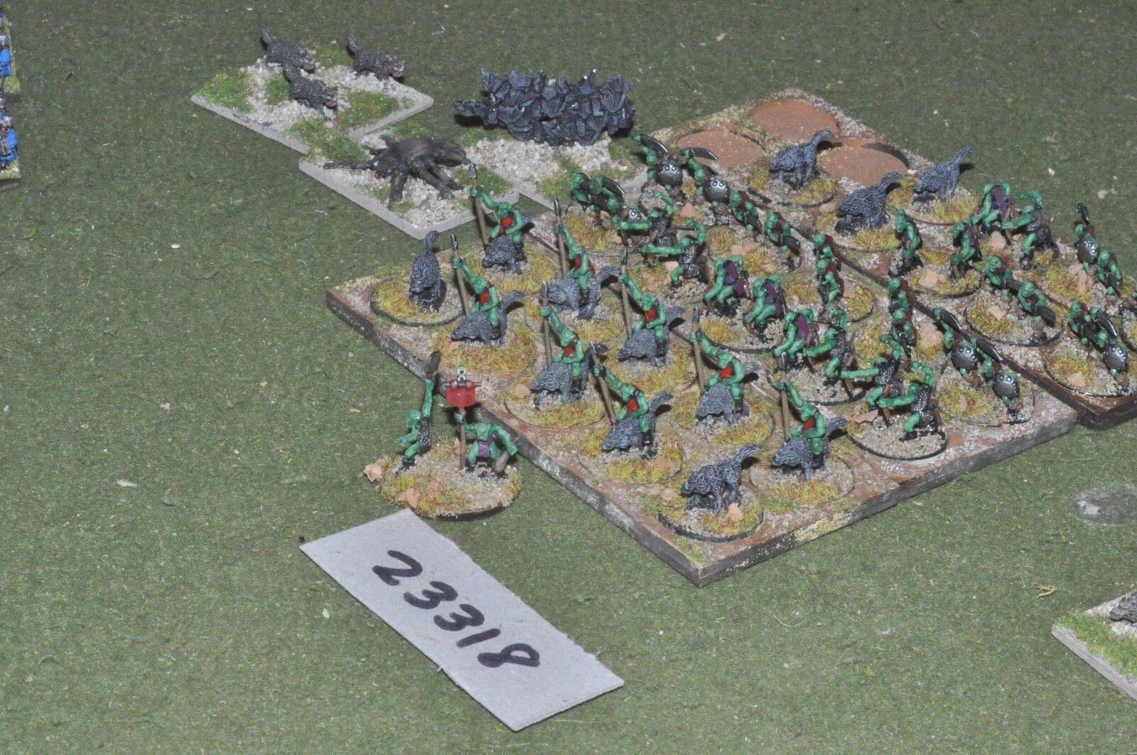 10mm fantasy   goblin - battlegroup - inf (23318)