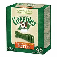 Season's Greenies Petite Greenies, 45 pk Pets on Sale