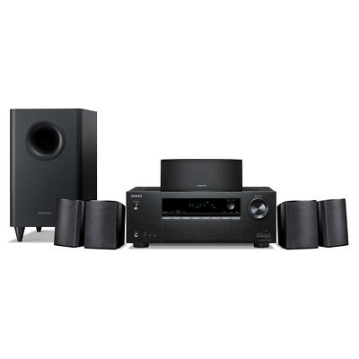 Onkyo HT-S3900 5.1 Channel Home Theater Receiver/Speaker Package