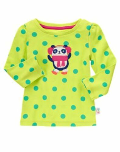 NWT 6 12 18 24 2T 3T Holiday Winter Snow U Pick Gymboree Color Happy Top