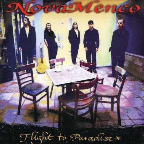 Nova Menco - Flight to Paradise [New CD]