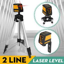 Laser Level 360° Rotationslaser Selbstnivellierend Kreuzlinien 2 Line   ❤ ❤◆❤