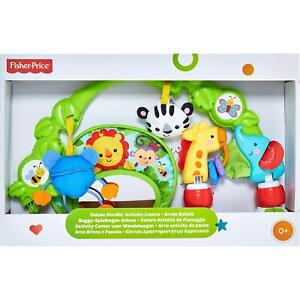 Fisher-Price-DELUXE-Poussette-Centre-d-039-activite-bebe-Interactive-Toy-Playset