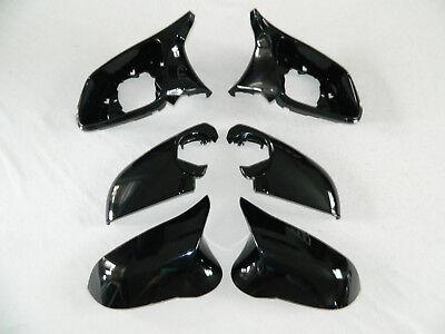 Spiegelkappen Spiegel Cover Mirror Replacements Schwarz Passt Für Bmw F30 F20 M2 Ganar Una Alta AdmiracióN