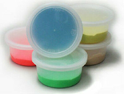 Hand Exercise Putty Rainbow Occupational Therapy Needs Putty Red = Medium Soft
