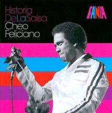 Feliciano, Cheo Historia De La Salsa CD