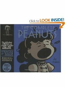 The-Complete-Peanuts-1953-1954-Hardcover-by-Charles-M-Schulz