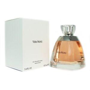 Vera-Wang-for-Women-Eau-De-Parfum-Spray-3-4oz-100ml-New-In-Box