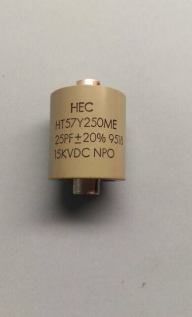 10 /% 15 KVDC N750 // HEC HT57 1939 200PF