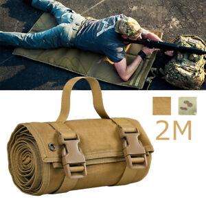 new-Gun-Mat-Range-Target-Shooting-Padded-Waterproof-Roll-Up-Outdoor-Rifle