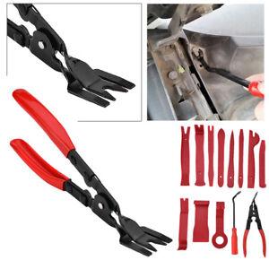 Innenraumverkleidung-Werkzeug-13-tlg-KFZ-Cliploeser-Demontage-Satz-Montagehebel